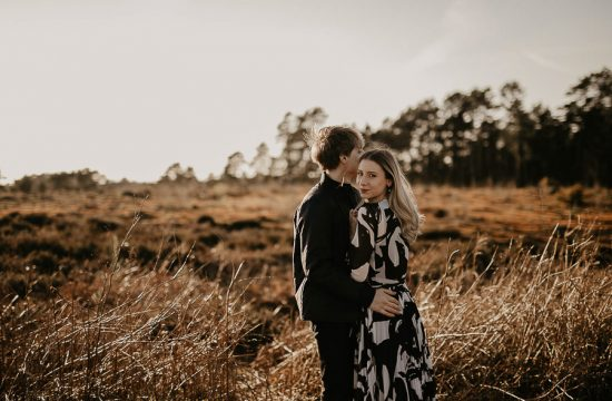 Couples photoshoot in Frensham